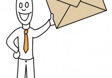 Brief – Post ist da
