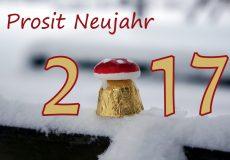 Prosit Neujahr 2017