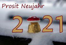 Prosit Neujahr 2021