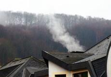 Heizung – Kamin raucht!