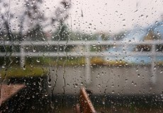 Regenwetter Unwetter