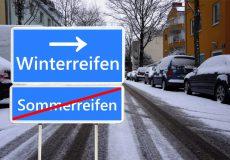 Reifenwechsel Winterreifen Sommerreifen