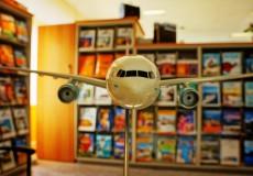 Reisebüro Flugzeug Urlaub