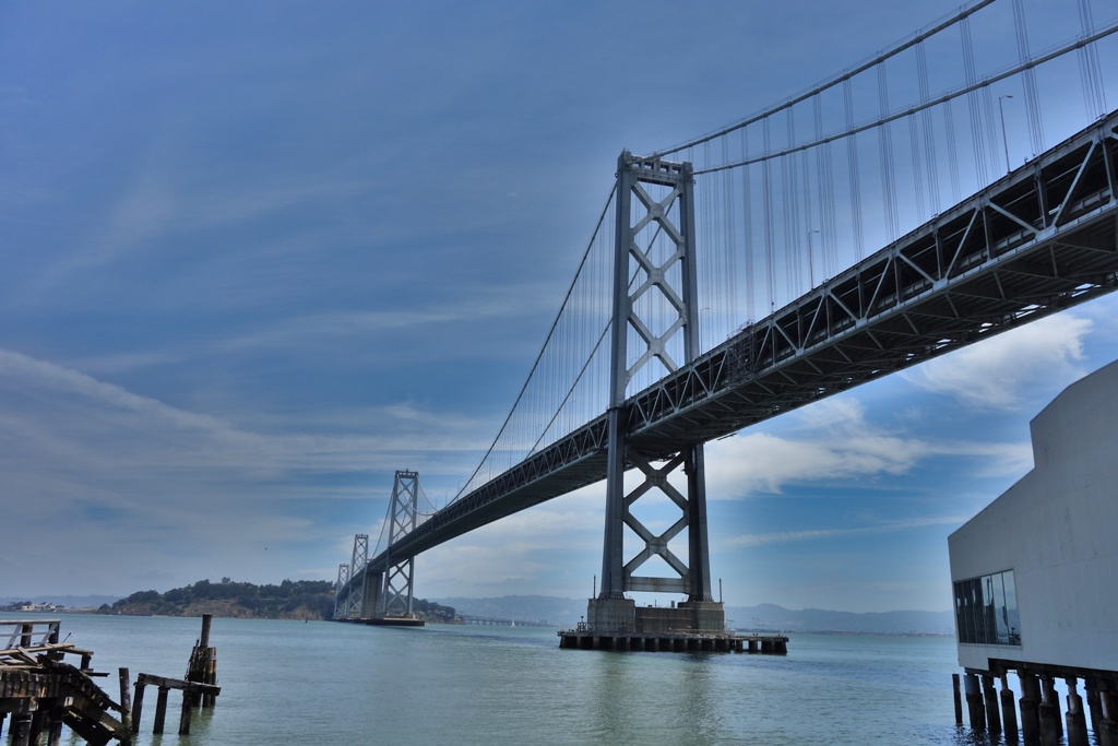 Kalifornien – Oakland Bay Bridge
