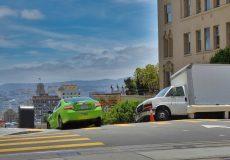 Straßen in San Francisco
