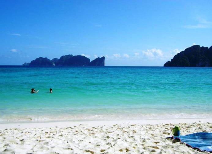 Sandstrand Thailand