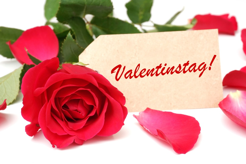 Schönen Valentinstag 14.02.