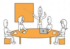 Coaching – Präsentation – Schulung