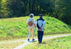 Spaziergang Senioren