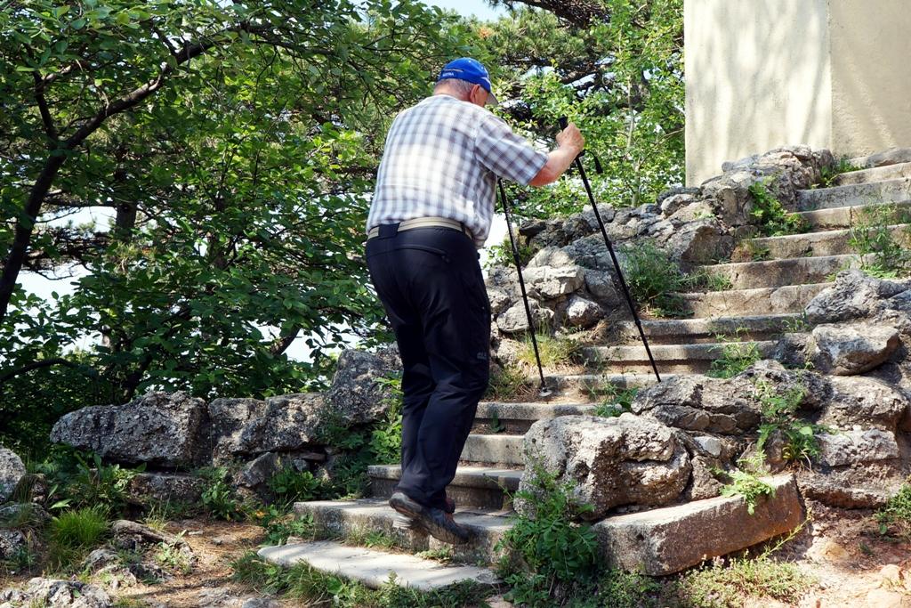 Seniorenwandern Wanderung