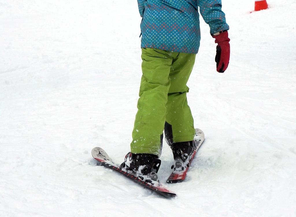 Skikurs Kinder 2