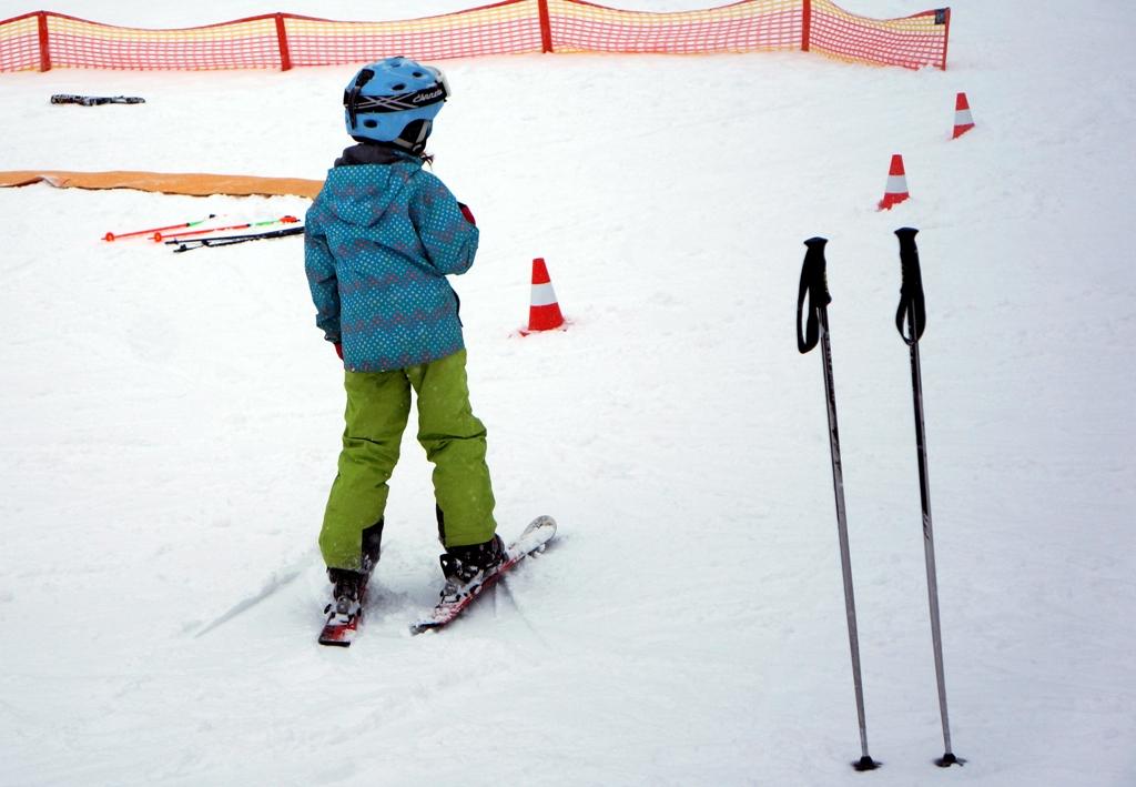 Skikurs Kinder 1