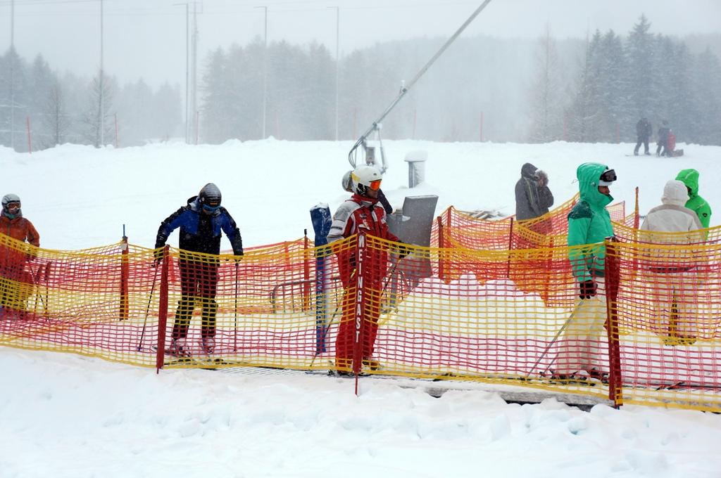 Skiurlaub Schlepplift