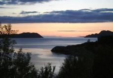 Sonnenuntergang Schottland