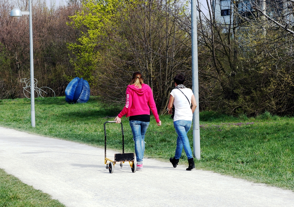 Spaziergänger