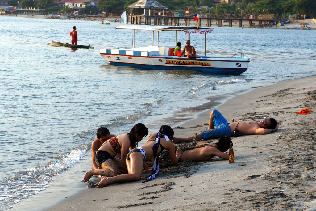 Strand Subic Philippinen 1