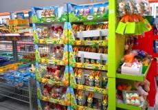 Supermarkt Ostern Osterartikel
