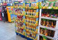 Supermarkt Ostern Osterhase