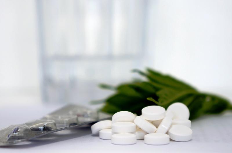 Tabletten Medikamente Gesundheit