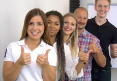 Teamwork – wir sind gemeinsam erfolgreich