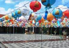 Thailand Lampions