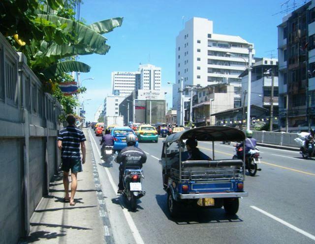 Thailand Bangkok Stadt