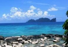 Traumstrand Thailand