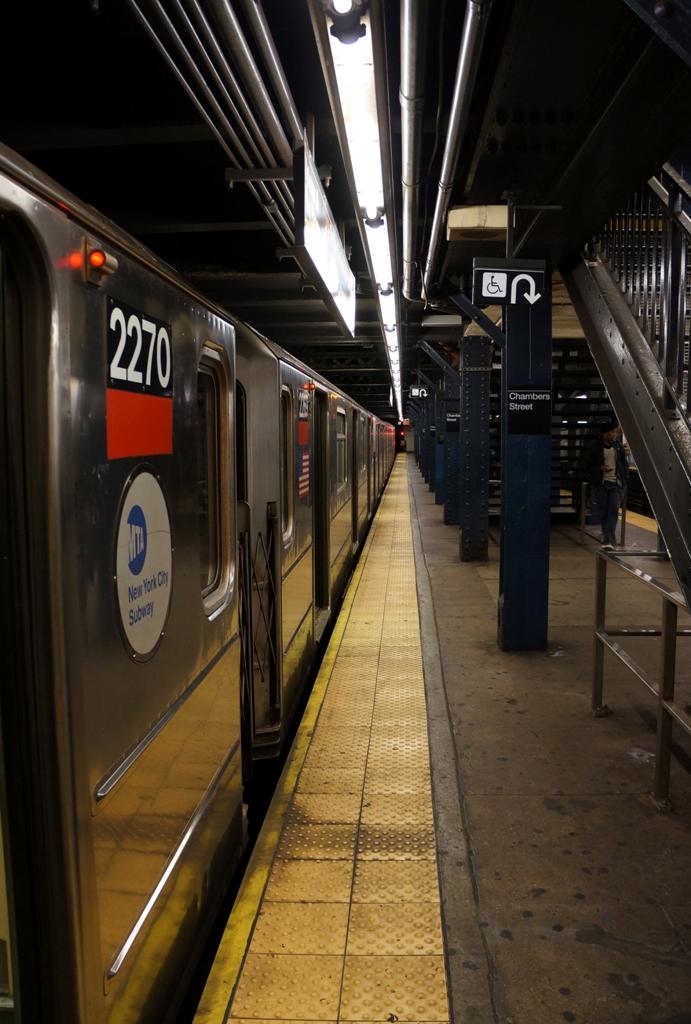 U-Bahn New York City 2