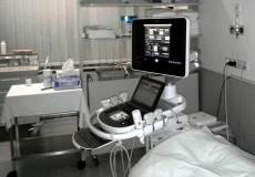 Krankenhaus Ultraschall