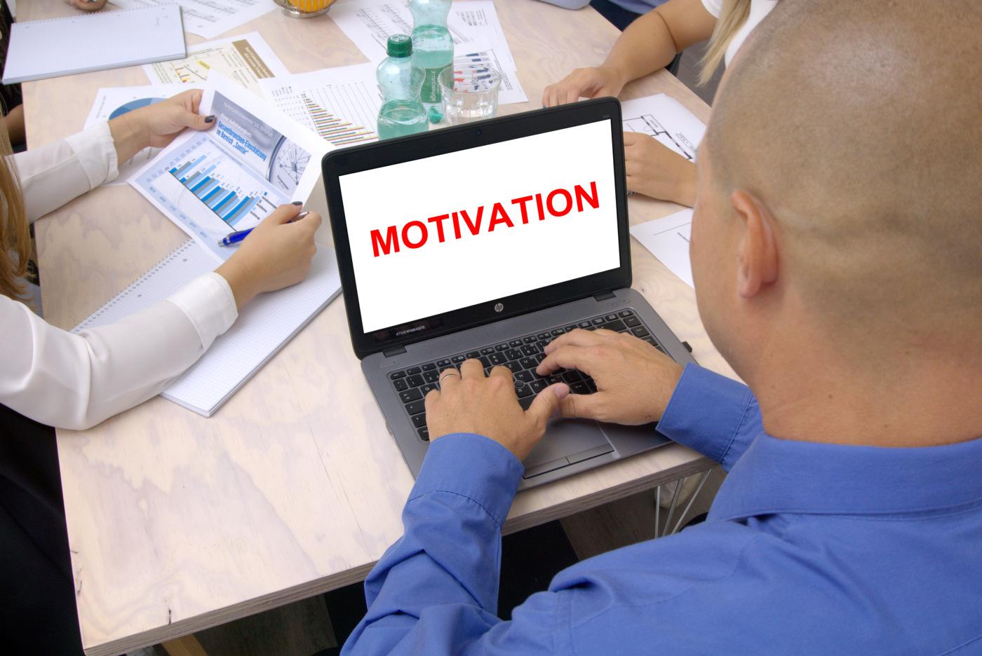 MOTIVATION ist unser Ziel