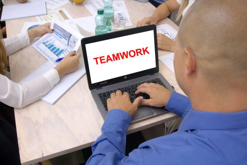 teamwork ist unser ziel lizenzfreie fotos bilder