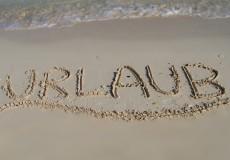 Urlaub, Sonne, Strand & Meer