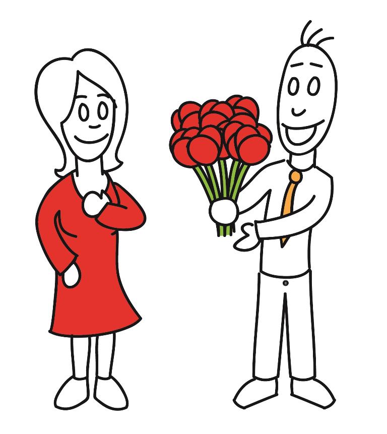 Muttertag / Valentinstag