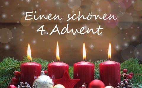 Vierter Advent Bilder