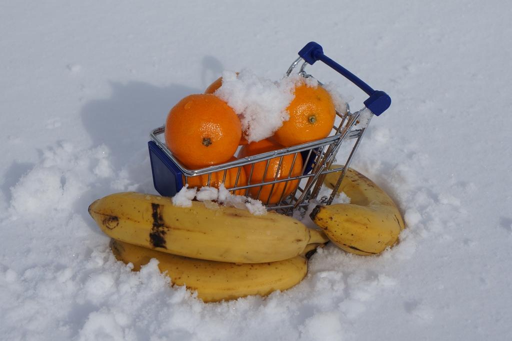 Vitamine im Winter – Gesund bleiben!