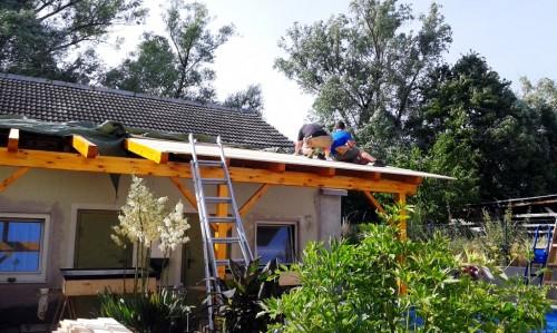 vordach-dachdecken