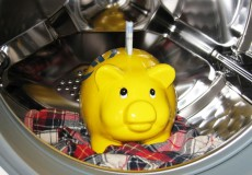Waschmaschine Kosten / Geld