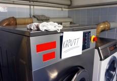 Waschmaschine ist kauptt