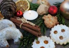 Weihnachten Kekse