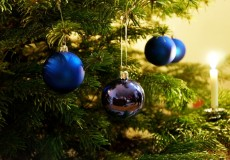 Weihnachtsbaum, Christbaum 1