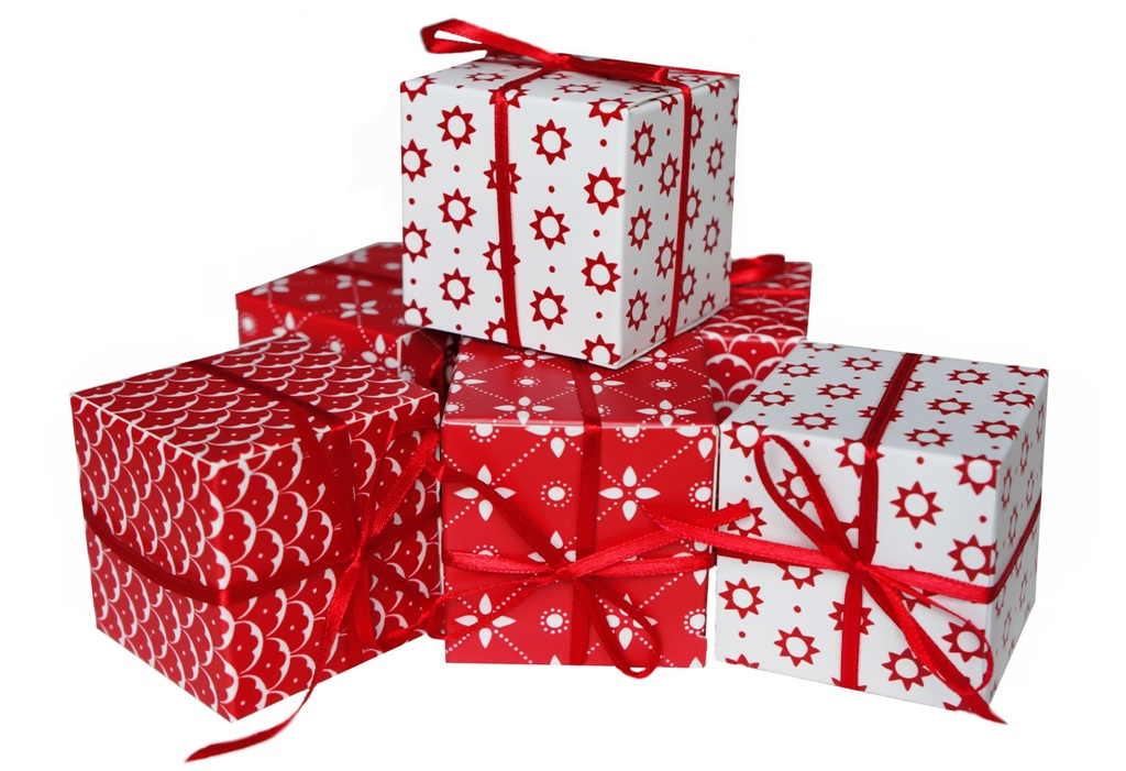 Weihnachtspäckchen 1