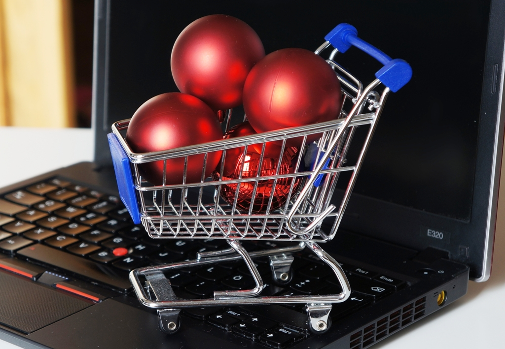 Weihnachtsshopping online 1