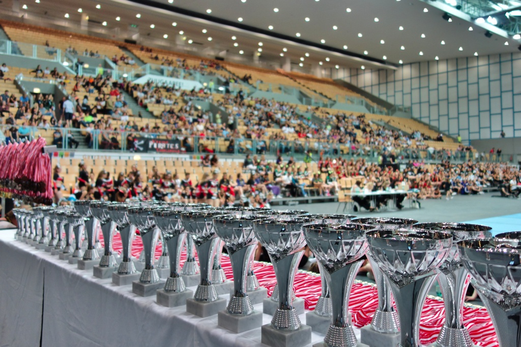 Wettbewerb Pokale