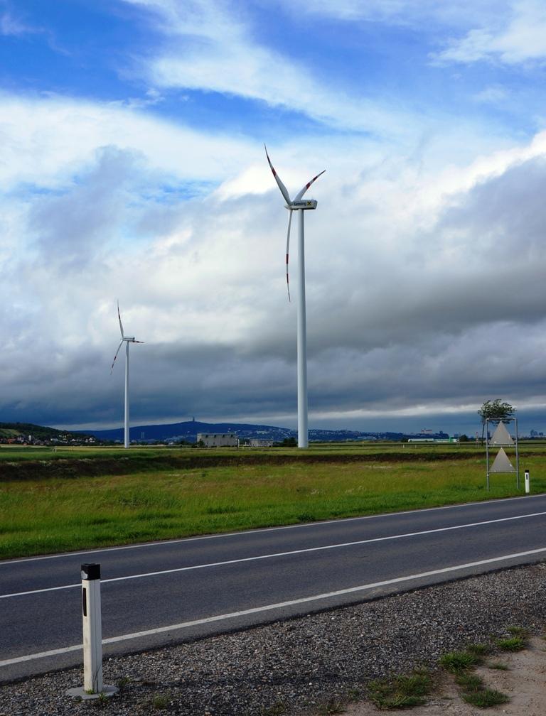 Windräder Windenergie 2