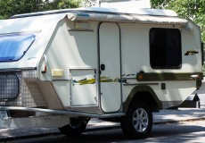 Wohnmobil Camping