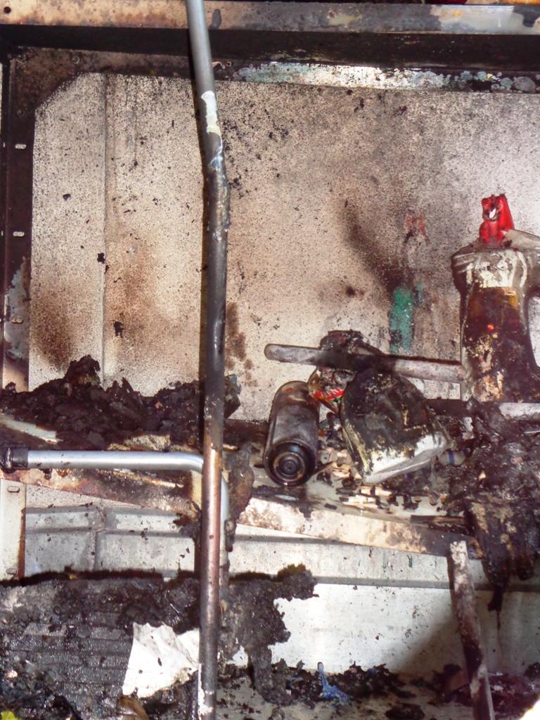 Wohnungsbrand 1