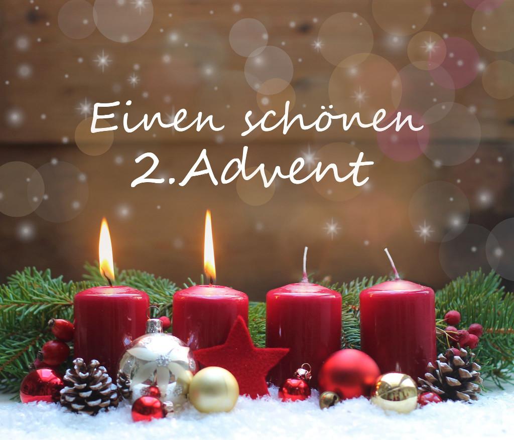 Zweiter Advent Bilder